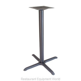 Plymold 7162442 Table Base, Metal