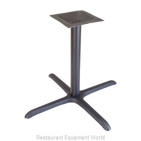Plymold 7162530 Table Base, Metal