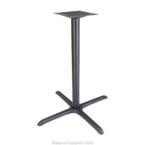 Plymold 7162542 Table Base, Metal