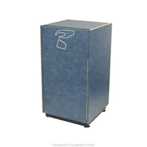 Plymold 80102 Trash Container Cabinet