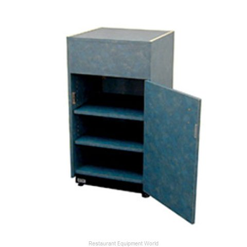 Plymold 80103 Wait Station Cabinet