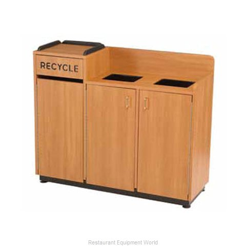 Plymold 80140SE Waste Receptacle Recycle