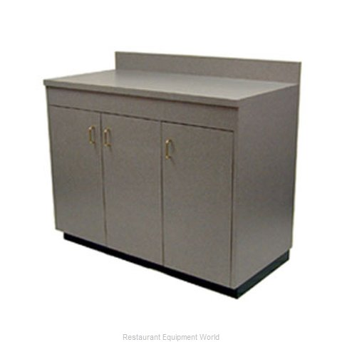 Plymold 82002DE Wait Station Cabinet (Magnified)