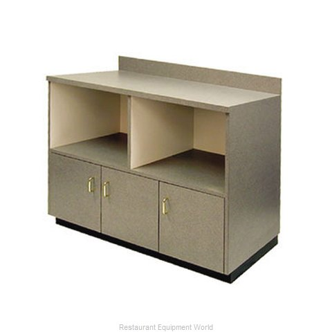 Plymold 82004VE Wait Station Cabinet