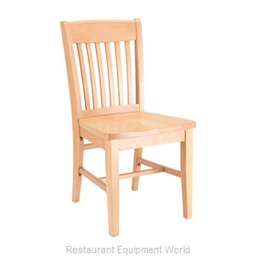Plymold C1611WS Chair, Side, Indoor