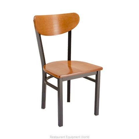Plymold C3191WBSS Chair, Side, Indoor
