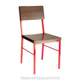 Plymold C5001R Chair, Side, Indoor