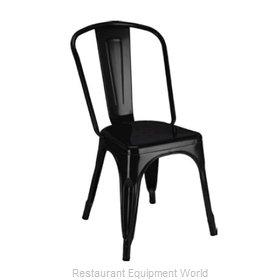 Plymold C8301BK Chair, Side, Indoor