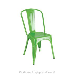 Plymold C8301GR Chair, Side, Indoor