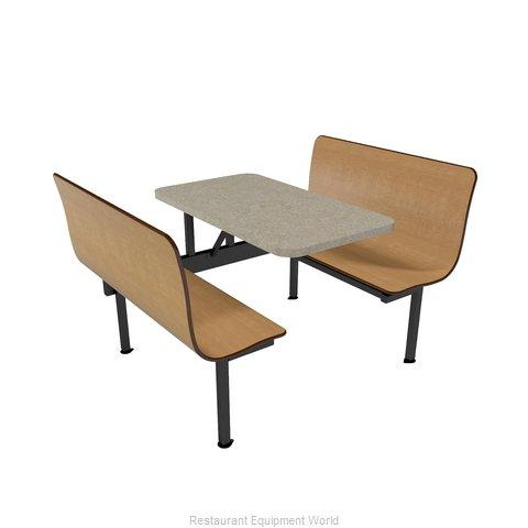 Plymold CBWL042SE Booth Unit