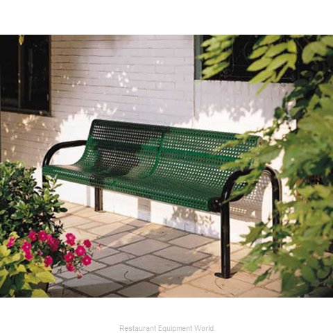 Plymold D1027 Bench Outdoor (Magnified)