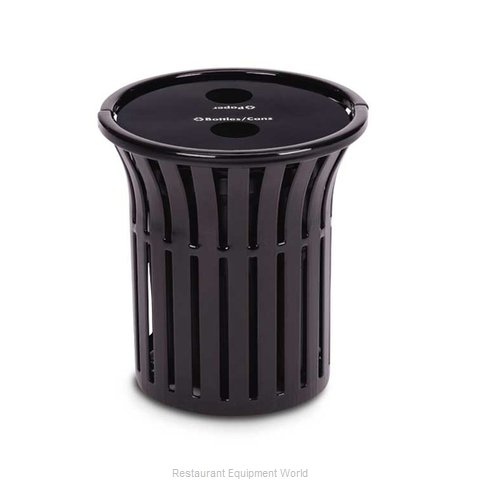 Plymold F3019 Cover Garbage Waste Receptacle Can