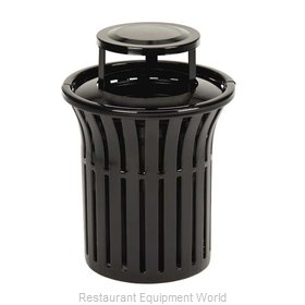 Plymold F3202 Cover Garbage Waste Receptacle Can
