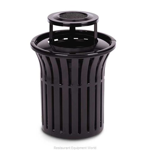 Plymold F3203 Cover Garbage Waste Receptacle Can