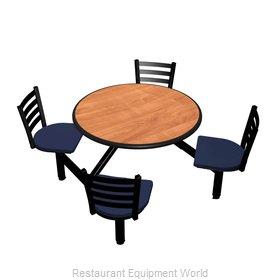 Plymold JURD004DEEN Cluster Seating Unit, Indoor