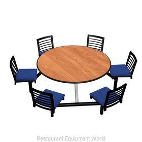 Plymold JURD006DELA Cluster Seating Unit, Indoor