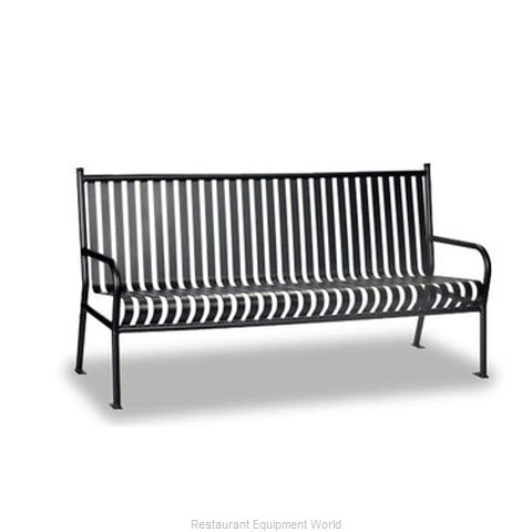 Plymold MC7922100-0150 Bench Outdoor (Magnified)