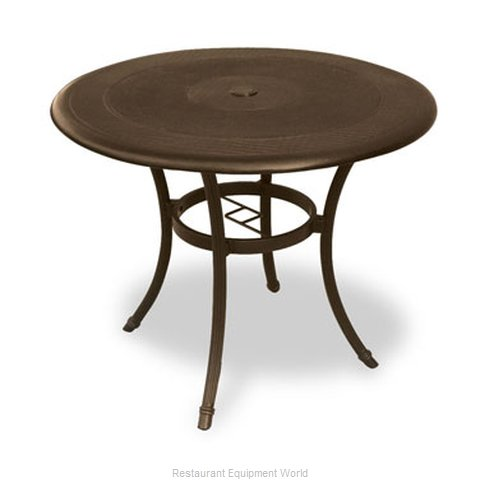 Plymold MD8754200-0140 Table Outdoor Patio