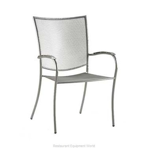 Plymold MN2031100-04 Chair Armchair Stacking Outdoor