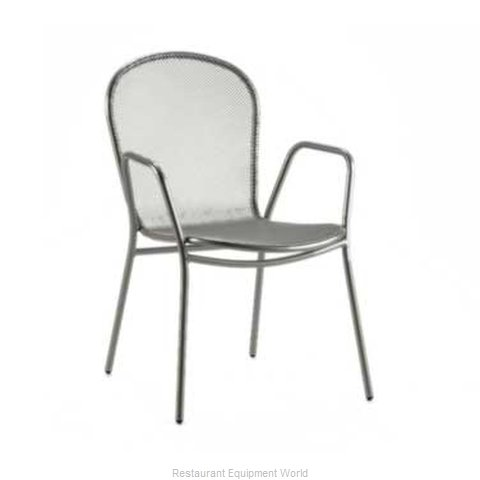 Plymold RP2041100-04 Chair Armchair Stacking Outdoor