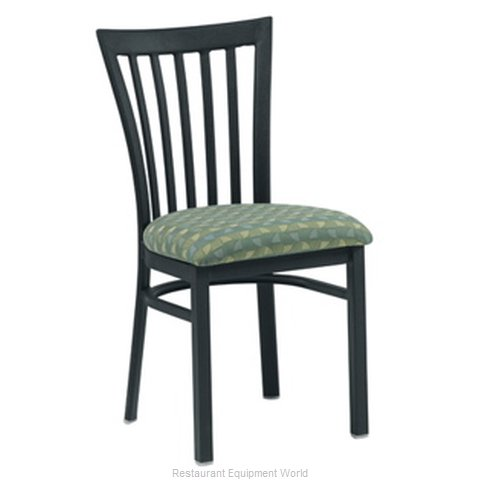 Premier Hospitality Furniture 160-BK-R Metal Chair