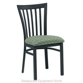 Premier Hospitality Furniture 160-BK-TB Metal Chair