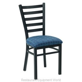 Premier Hospitality Furniture 200-BK-B Metal Chair