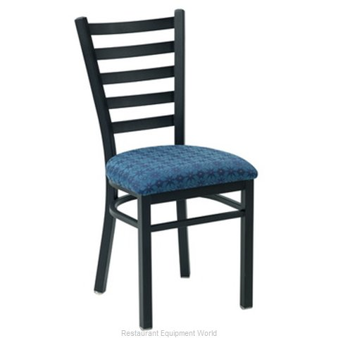 Premier Hospitality Furniture 200-BK-G Metal Chair