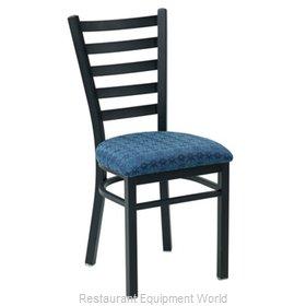 Premier Hospitality Furniture 200-BK-SB Metal Chair