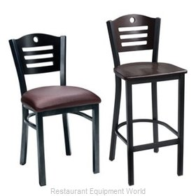 Premier Hospitality Furniture 252-BH-BK-MM Metal Bar Stool