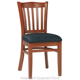 Premier Hospitality Furniture 550-MAH-M Mahogany Chair