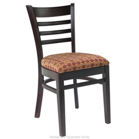 Premier Hospitality Furniture 580-MAH-HG Mahogany Chair