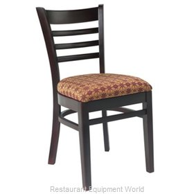 Premier Hospitality Furniture 580-MAH-M Mahogany Chair