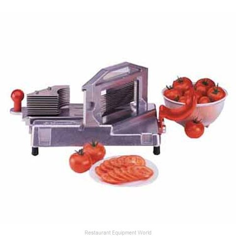 Prince Castle 943-A Tomato Slicer (Magnified)