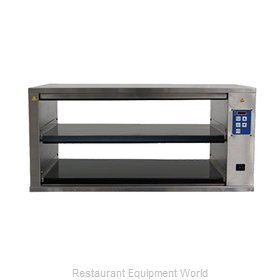 Prince Castle DHB-P1A Heated Cabinet, Countertop
