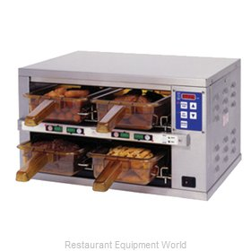 Prince Castle DHB2PT-20B Heated Cabinet, Countertop