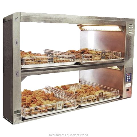 Prince Castle DHB2PT-44D Heated Cabinet, Countertop