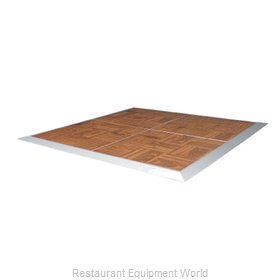 PS Furniture 3X3DF24X33WGV-CAM Dance Floor