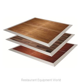 PS Furniture 4X4DF24X24SP-XXX-CAM-T Dance Floor