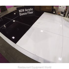 PS Furniture 4X4DF36X44AC-XX-CAM-T Dance Floor