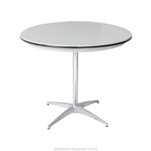 PS Furniture B36RD-SK Table Dining Height Indoor