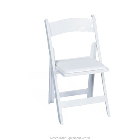 PS Furniture C450WH Classic Wedding Chair White