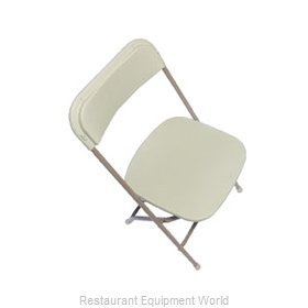 PS Furniture C600BNE/NTR Chair, Folding, Outdoor