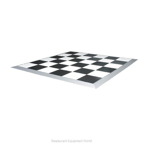 PS Furniture DF24X24BW-CAM Dance Floor