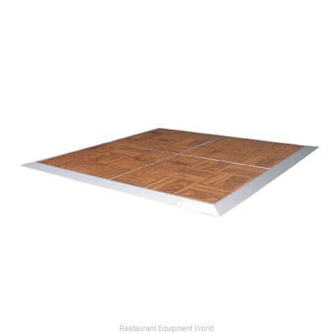 PS Furniture DF27X27WGV-CAM Dance Floor (Magnified)