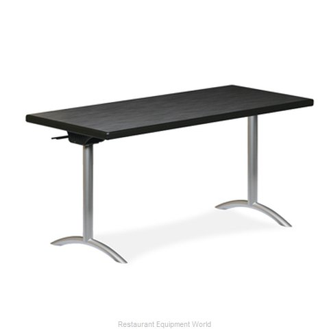 PS Furniture GFLIP3096MX-T-AR Table Folding