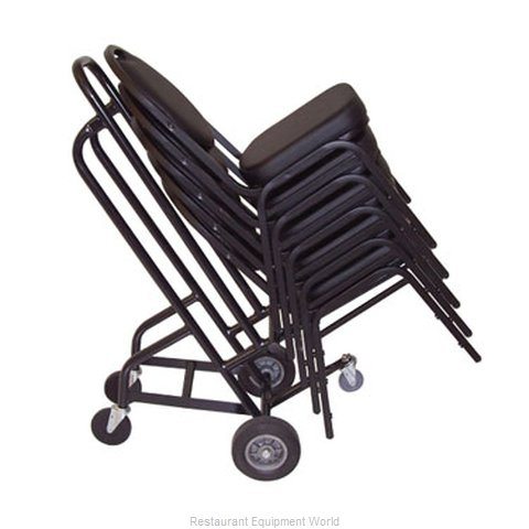PS Furniture HD-BCD-4W Chair Caddy Dolly Truck