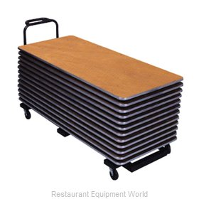 PS Furniture HD-BTC72-6 Table Dolly Truck