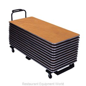 PS Furniture HD-BTC96-6 Table Dolly Truck