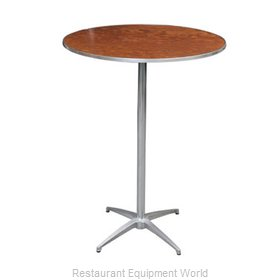 PS Furniture HO24DI-SK42 Table, Indoor, Bar Height